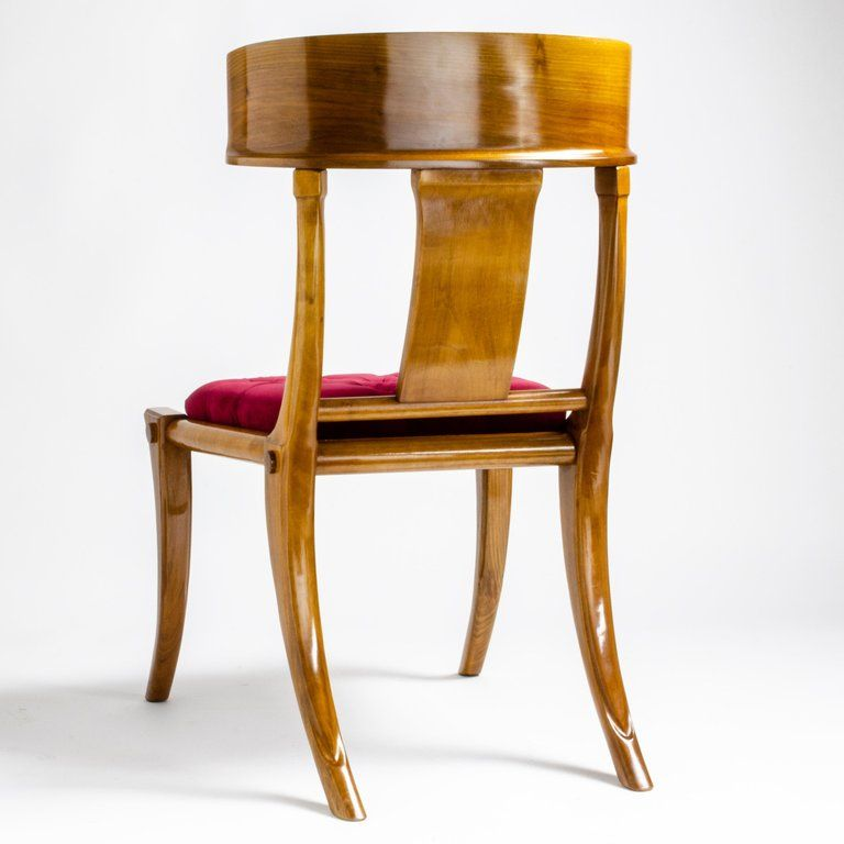 Phenomenal Customizable Klismos Chairs Inzonedesignstudio Interior Chair Design Inzonedesignstudiocom